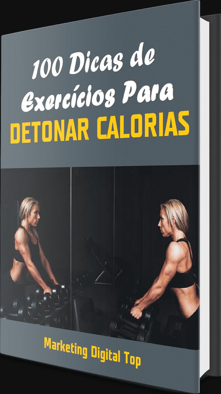 100 Dicas de Exercícios Para Detonar Calorias PLR