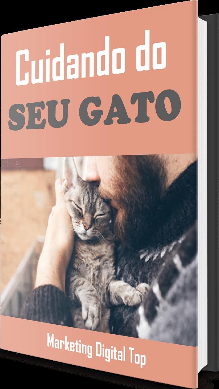 Cuidando do Seu Gato Capa ebook plr