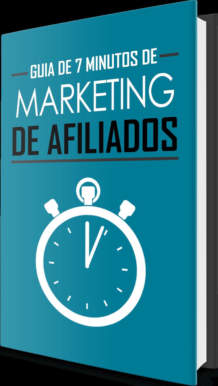 Guia de 7 Minutos Para Marketing de Afiliados 3d