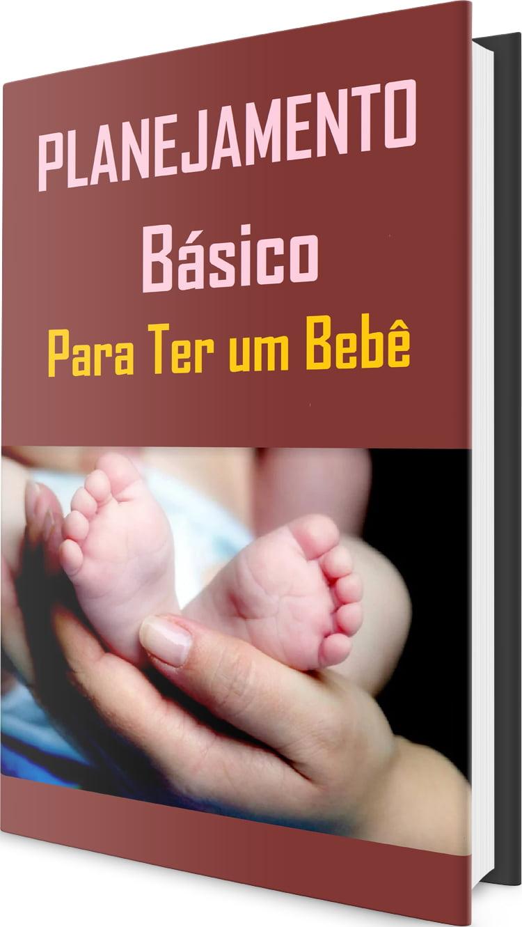 Planejamento Básico Para Ter um Bebê produto plr