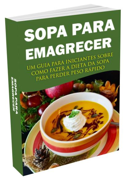 Sopa para Emagrecer Ebook 01