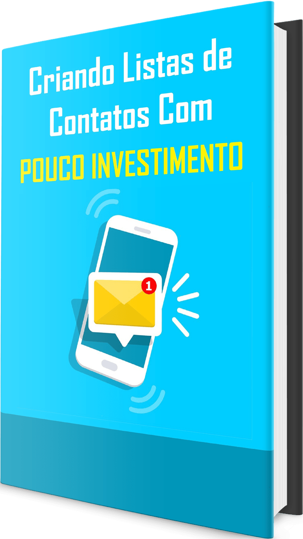 ebook plr Criando Listas de Contatos Com Pouco Investimento