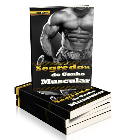 segredos ganho muscular